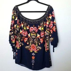 Naif off the shoulder blouse 2X